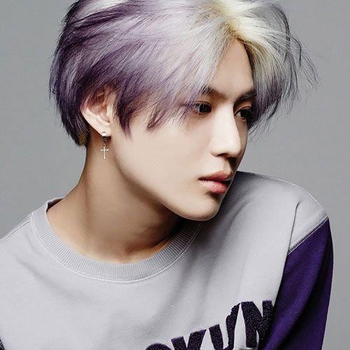 Long Kpop Hairstyles Korean Hairstyle Kpop Hair Color Korean Men Hairstyle