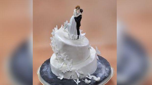 Ralphs Verruckte Hochzeitstorte Das Grosse Backen Promispezial