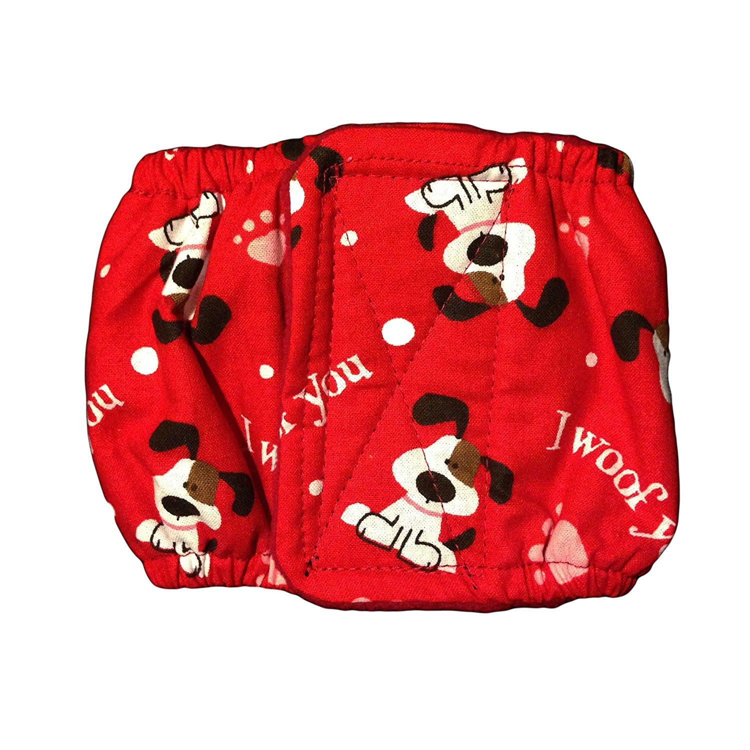 Male Dog Diaper Made in USA LIMITED EDITION I Woof