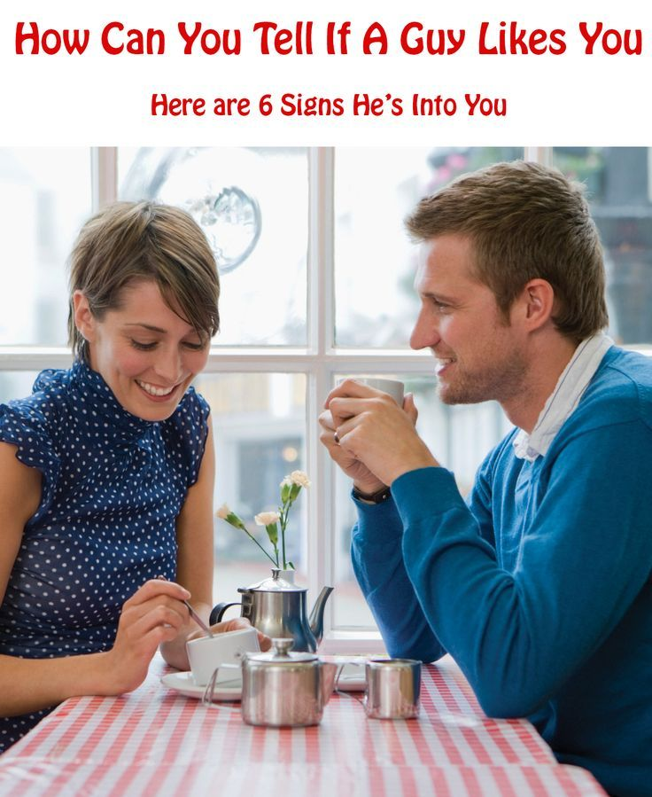 He You Online Is Dating Signs Into