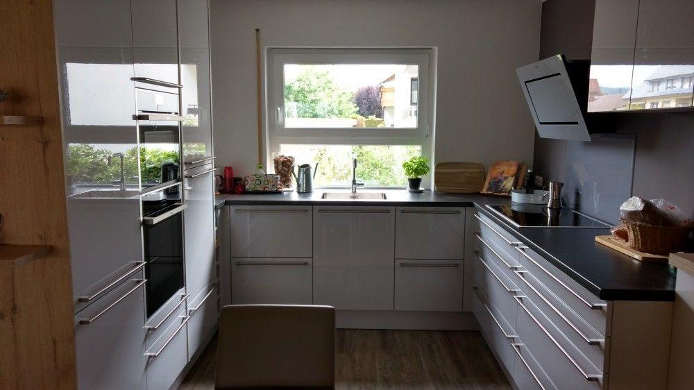 Küche nach Umbau im 70er Jahre Reihenhaus Haus küchen