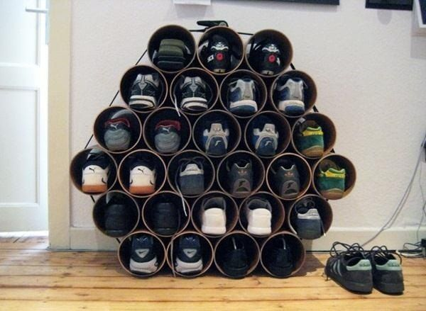 DIY Shoe Organizer Designs – A Must-Have Piece In Any Home