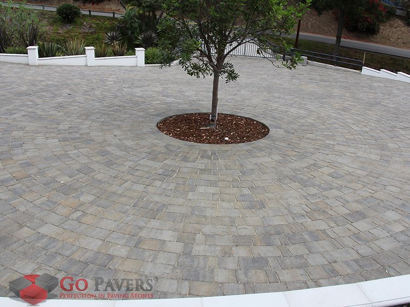 Belgard Mega Lafitt Pavers carry all the character and desirability of cut flagstone, yet also boast the long-lasting strength and durability that are hallmarks of all the paving stones Belgard creates.