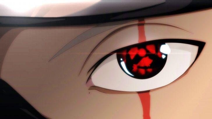 Kakashi Sharingan Eye