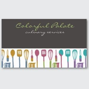 Design your own tattoo business cards gallery card design and card ombre whisk and spatula tattoo tattoos picture tattoo business kitchen cooking utensils chef culinary biz cards reheart Choice Image