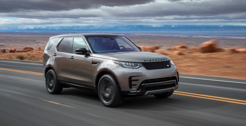 2019 Land Rover Discovery Review Towing Capacity Sport Version Land Rover Discovery Land Rover Land Rover Discovery Hse