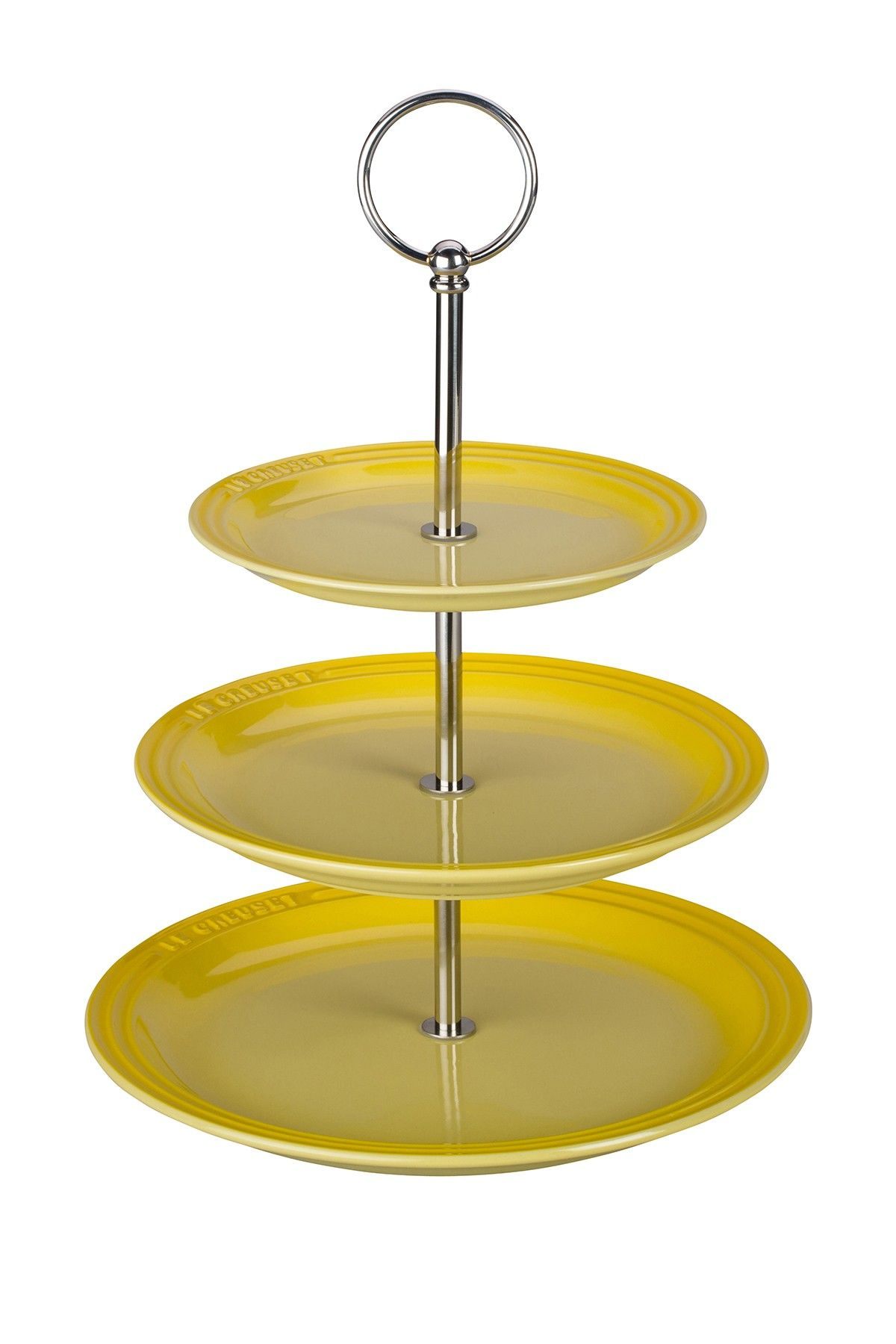 Hautelook Tiered Stand 3 Tier Stand Le Creuset Stoneware