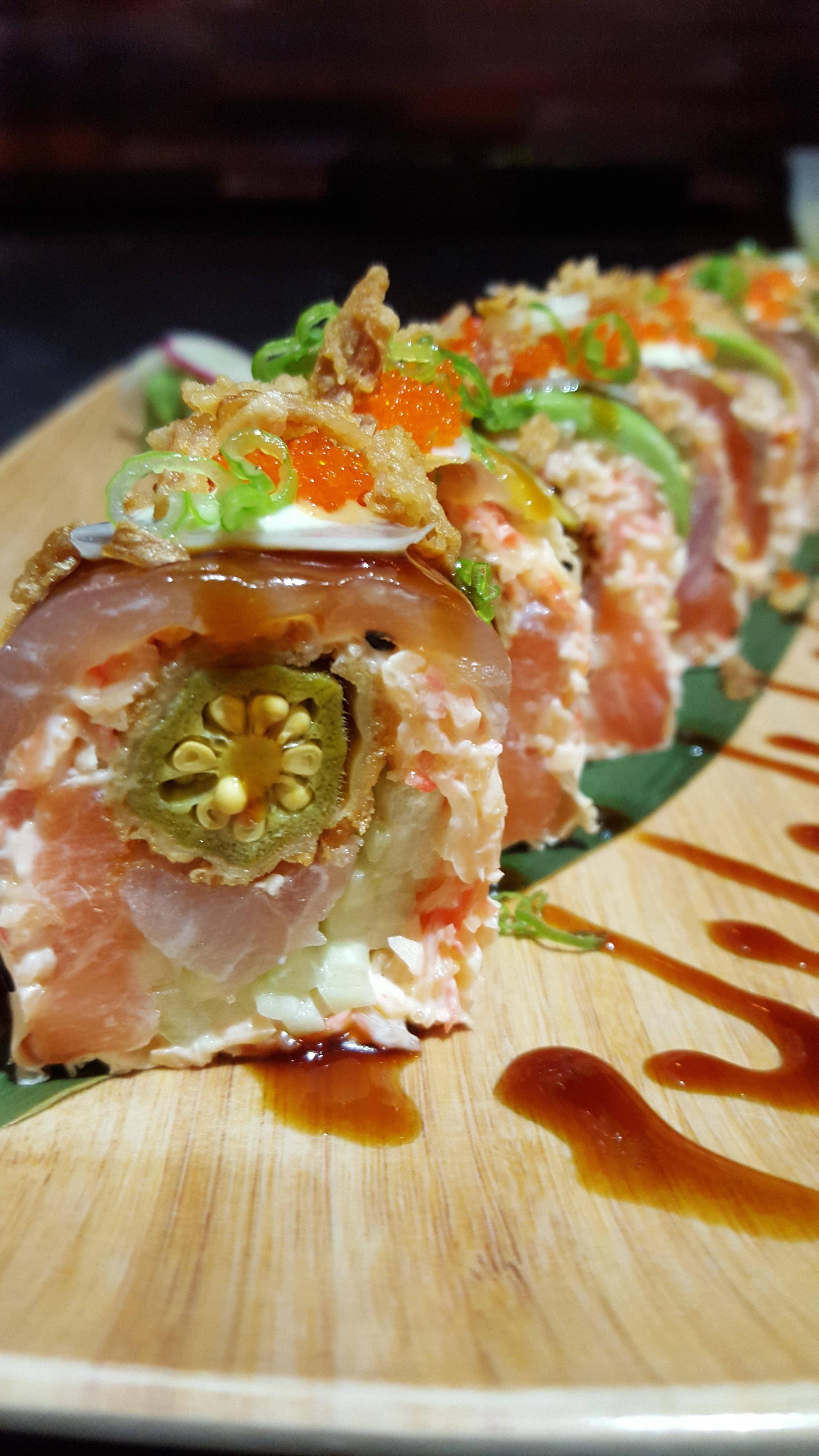a sushi karcsúsító emily skye fogyni