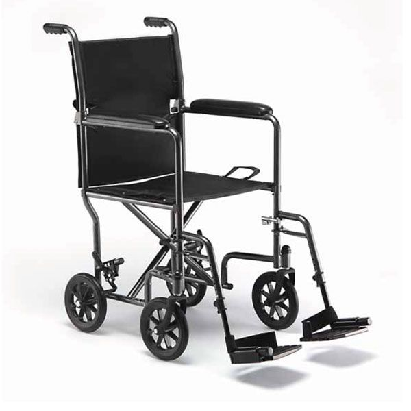 Invacare Tracer Transport Wheelchair 17 X 16 W Full Arms And Footrests Transport Wheelchairs Maxiaids Transport Wheelchair Transport Chair Wheelchair