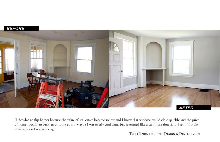 House Flipper & Interior Designer Tyler Karu House