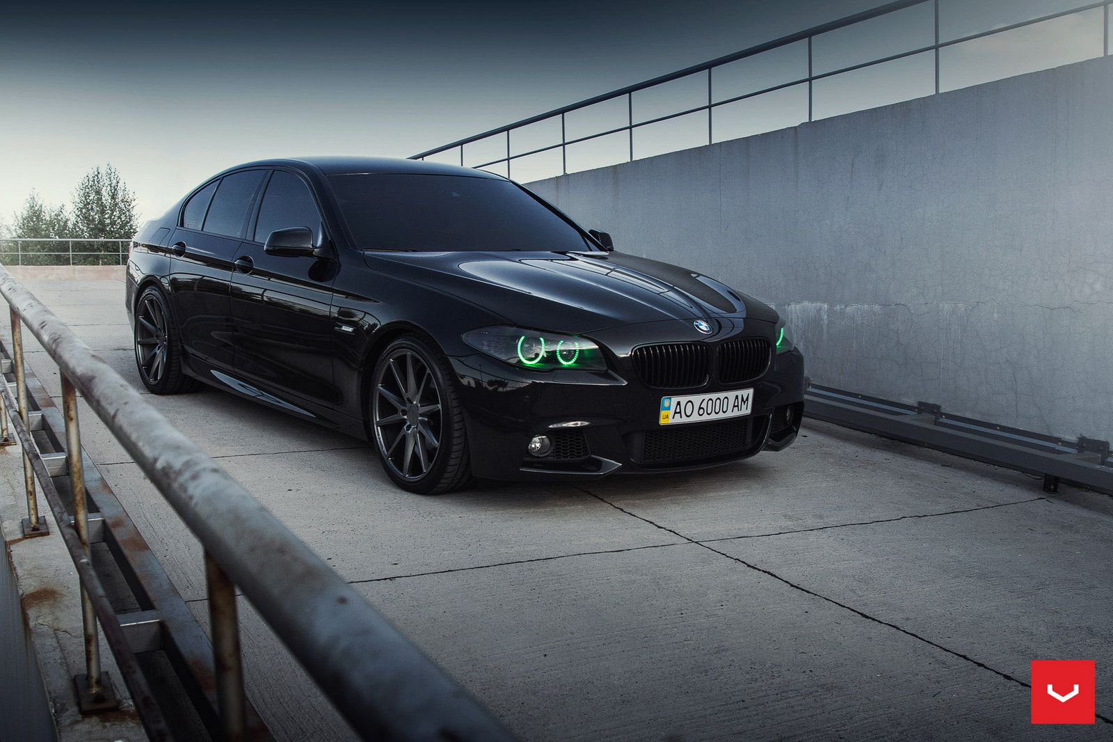 Bmw 5 series m sport by vossen