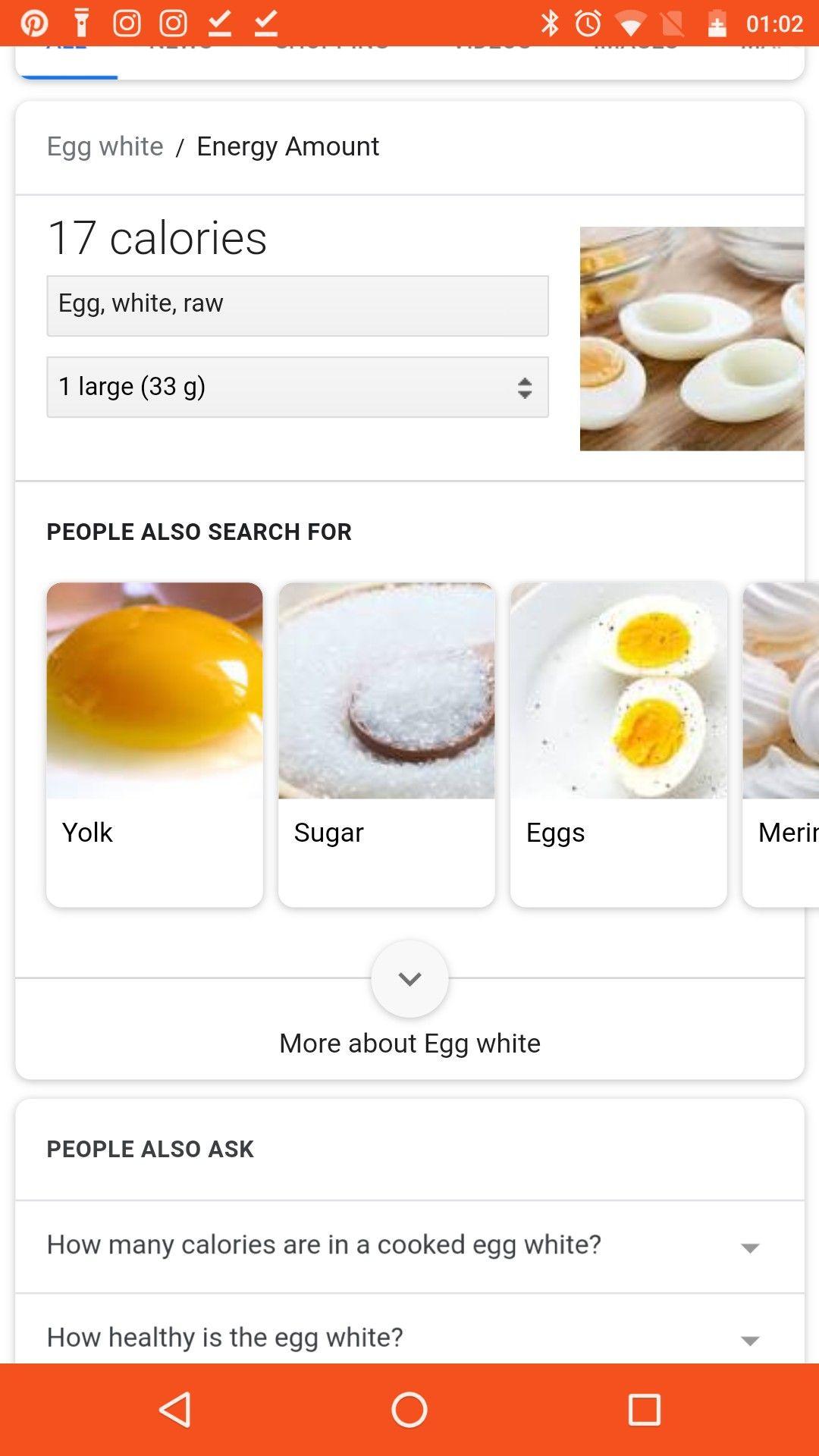 Calories In An Egg White Simple Math Egg Calories