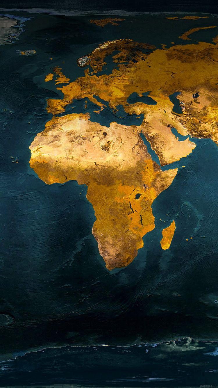 Aa99 Wallpaper Europe And Africa Worldmap In 2019 Xperia