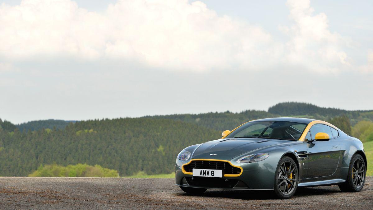 2015 Aston Martin V8 Vantage Gt The Jalopnik Review Aston Martin