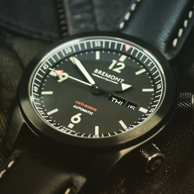 """Who's excited for what's to come at #Baselworld? Follow #BremontBaselworld15 for all the latest #Bremont updates!"""
