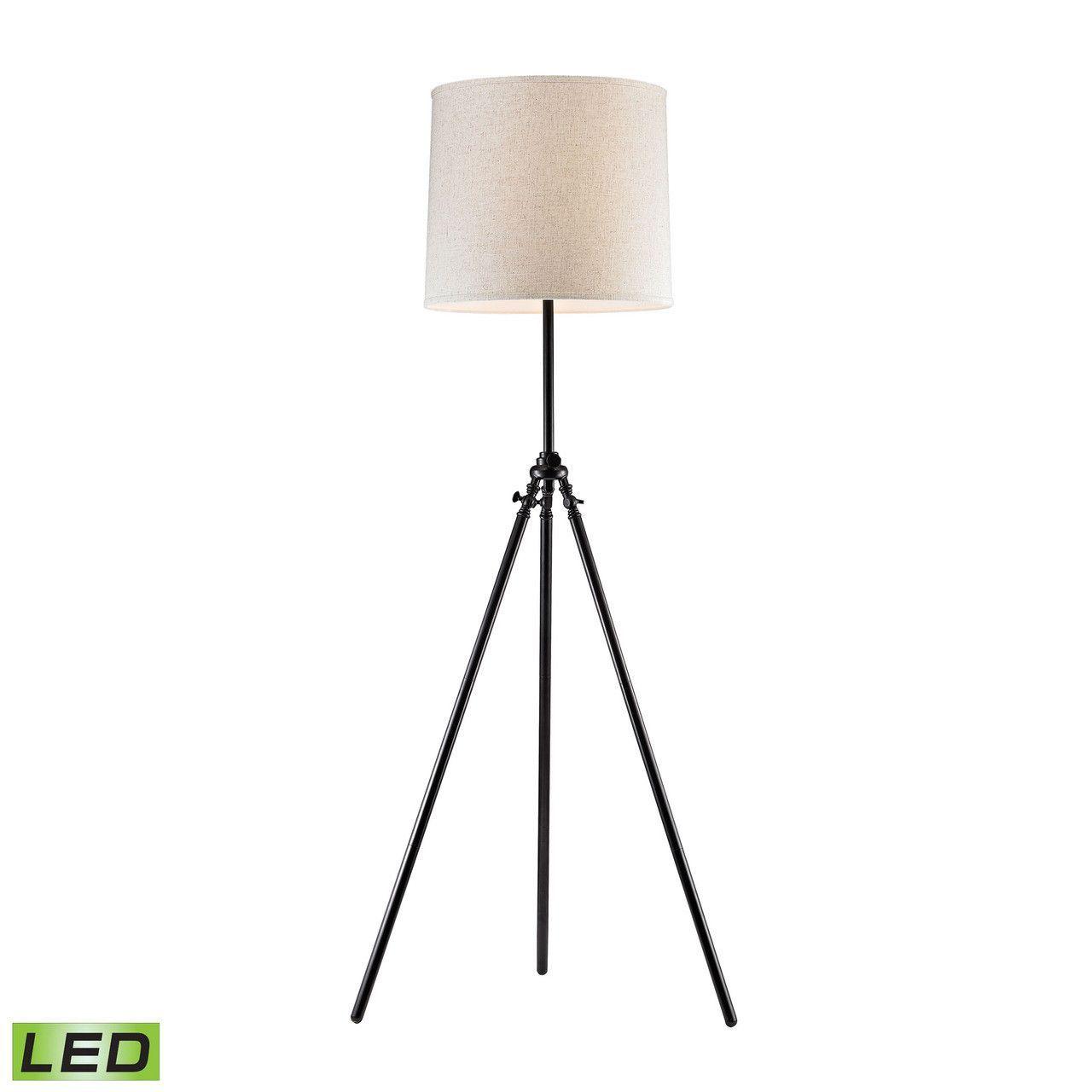 Stick Leg LED Tripod Lamp D2811-LED
