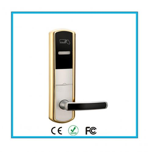 Pin On Digital Smart Hotel Room Card Reader Door Lock In Bangladesh