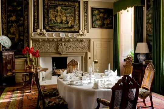 Cawdor Castle Dining Room  Scotland Castles & Homes  Pinterest Gorgeous Castle Dining Room Decorating Inspiration