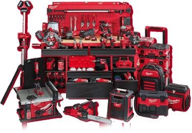 STUD | Milwaukee Tool | Milwaukee tools, Garage tools, Garage tool storage