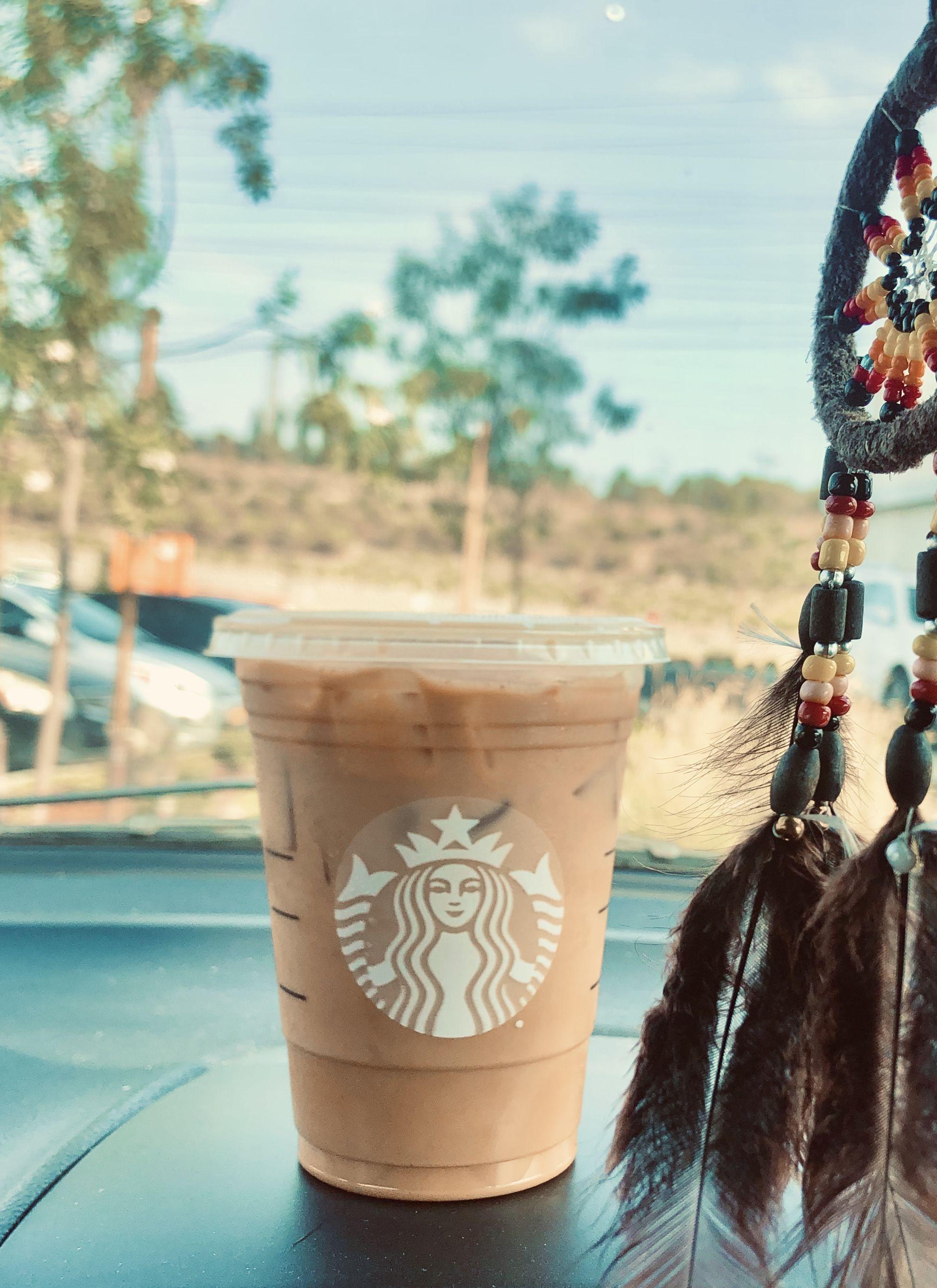 Socal Vibes Starbucks Dream Catcher Aesthetic