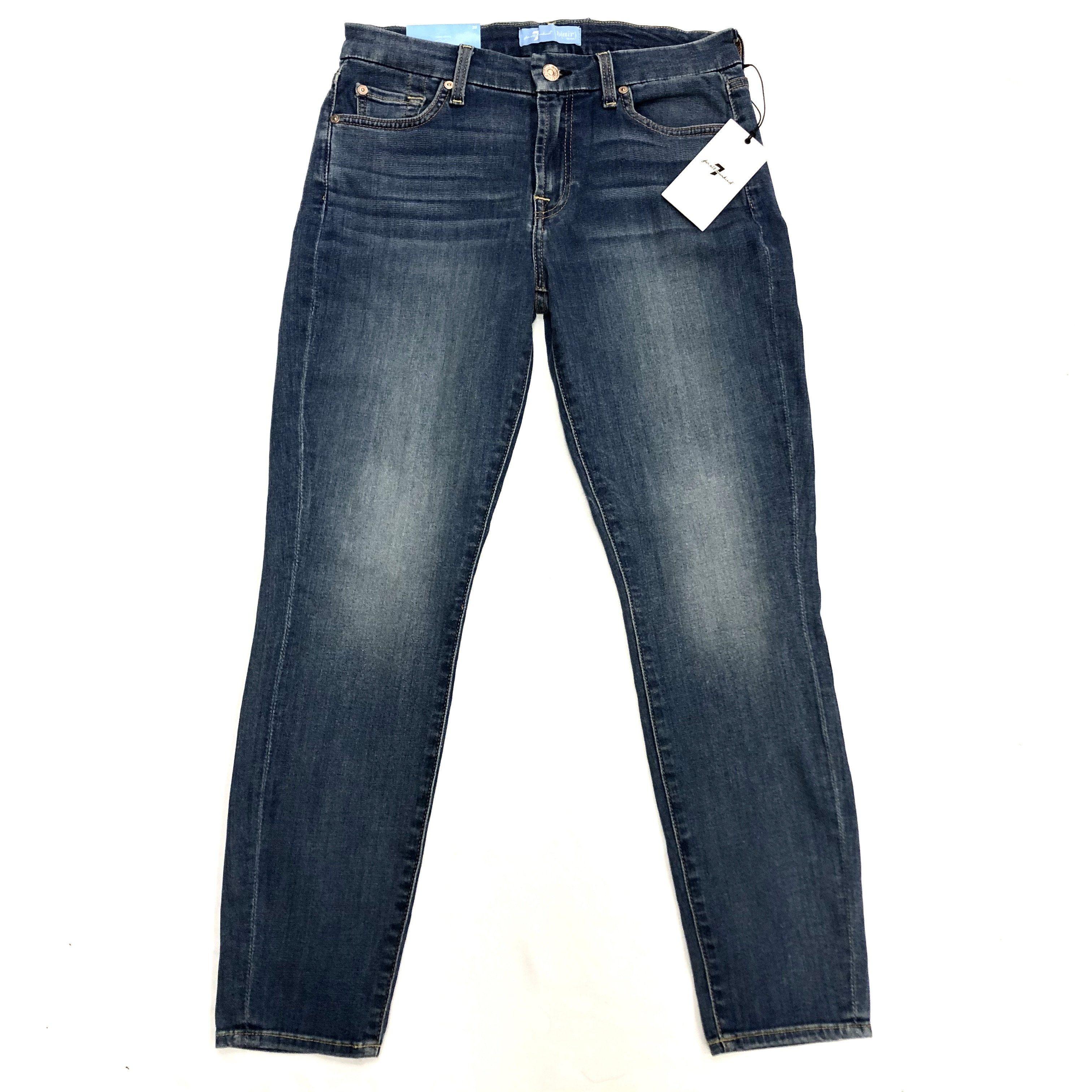 7 Jeans Skinny Size 29 NWT