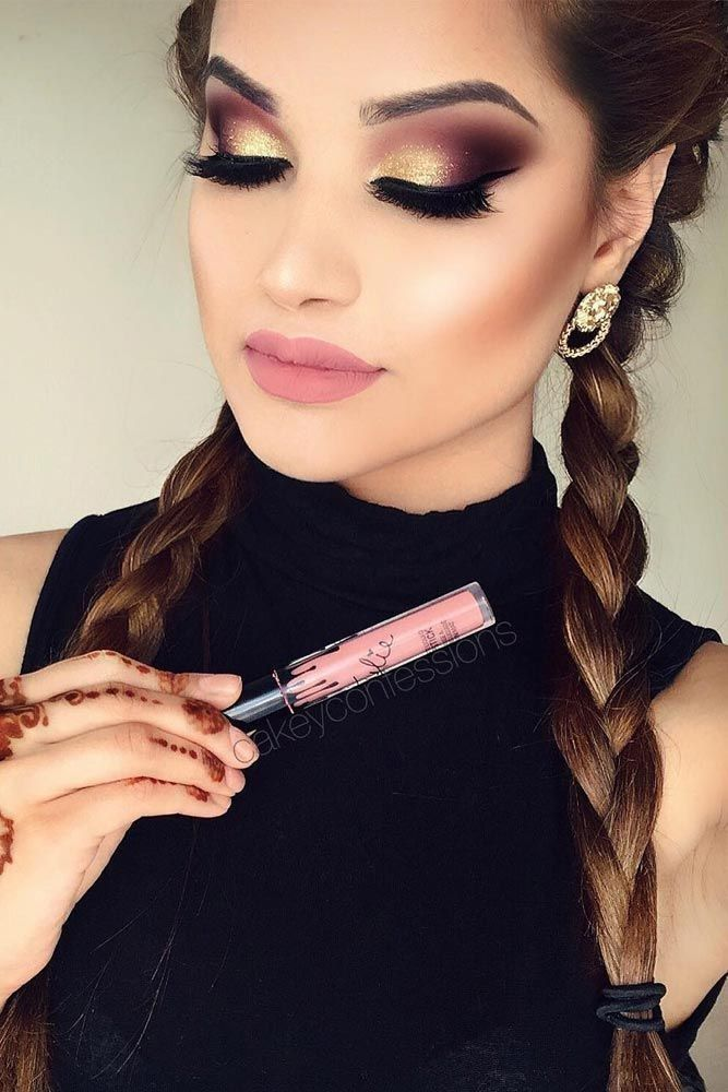 46 Adorable Day To Night Fall Make Up Ideas