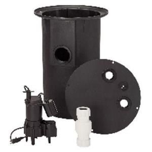 New Basement Septic Pump