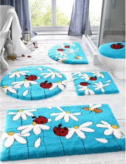 Tappeti bagno Coccinelle bonprix | ковры | Pinterest