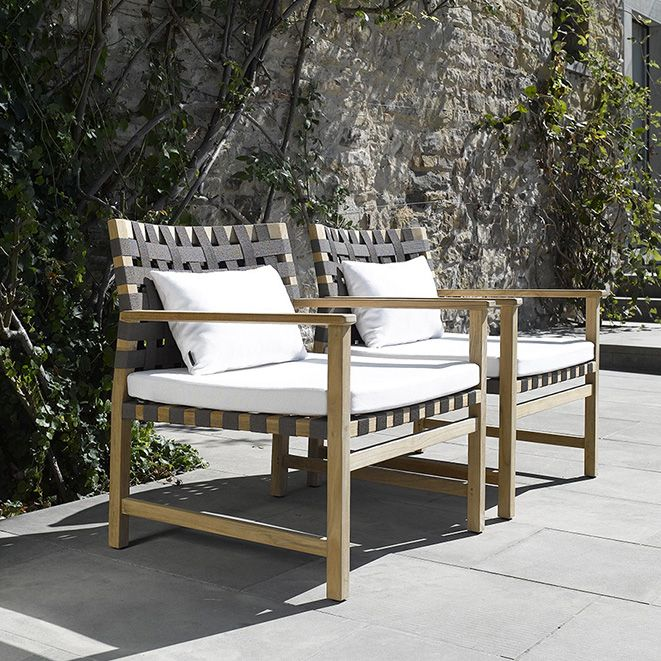 Vis À Vis Lounge Chair - Janus Et Cie | Tarrytown Project