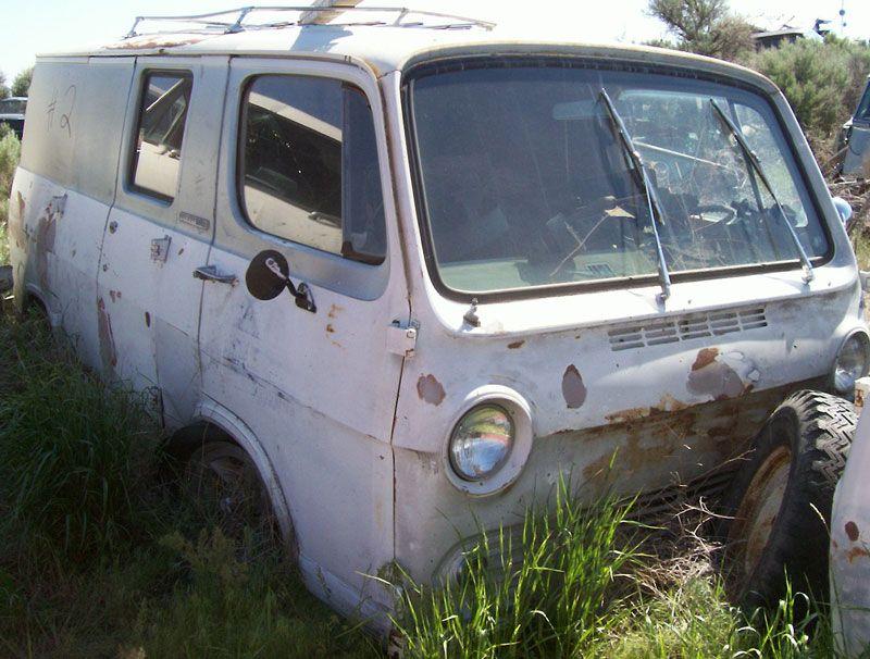 65 Chevy Van for Sale | ... G10 Model G Series 10 Chevy Van 1/2 ...