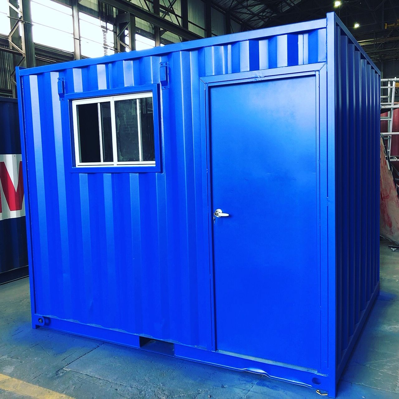 Buy 10ft Shipping Containers In Melbourne Containerspace Shipping Container Small Shipping Containers Containers For Sale