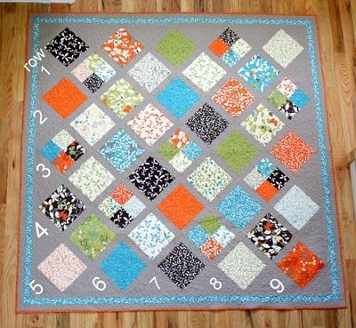 Chrysalis Lattice Quilt- maybe someday, but I think my first real quilt should be a little easier;-)