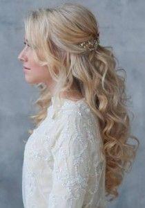 νυφικό-χτένισμα-αφέλειες 35 +1 Unique hairstyles for wedding!