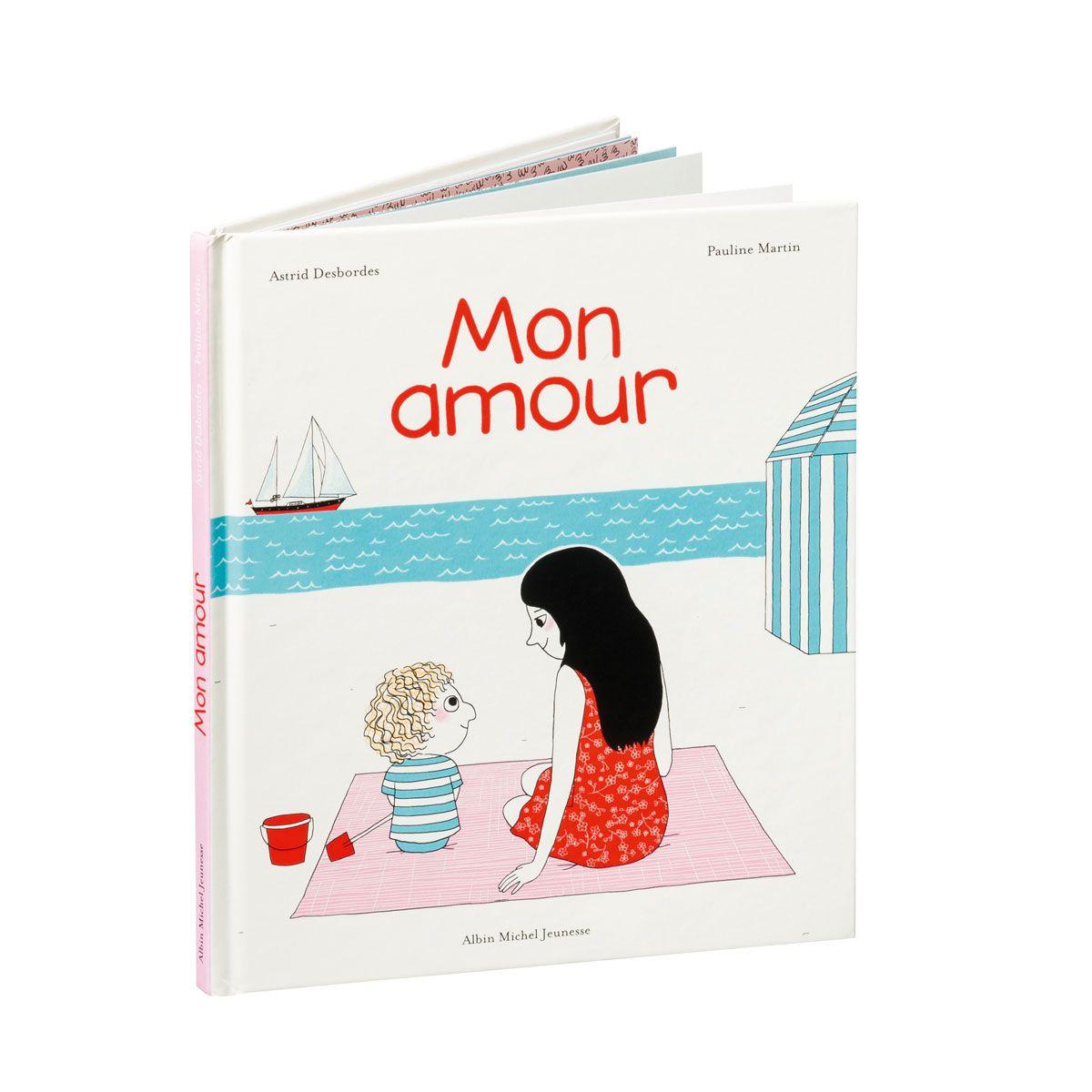 Livre Mon Amour Livre Enfant 3 Ans Toute La Vie Litterature Enfantine