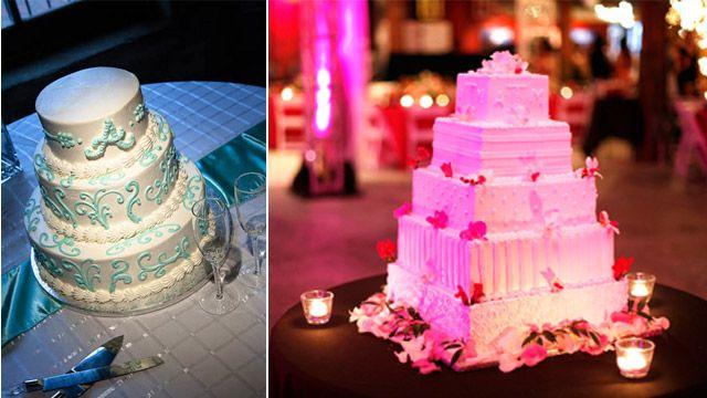 Publix Supermarket Small Budget Wedding Cake