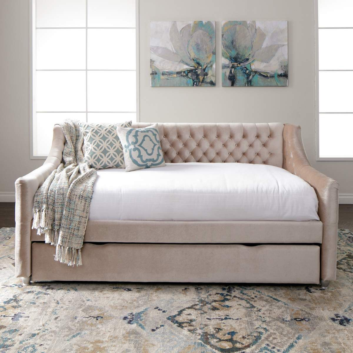 Add Extra Style And Room For Guests With The Vivvian