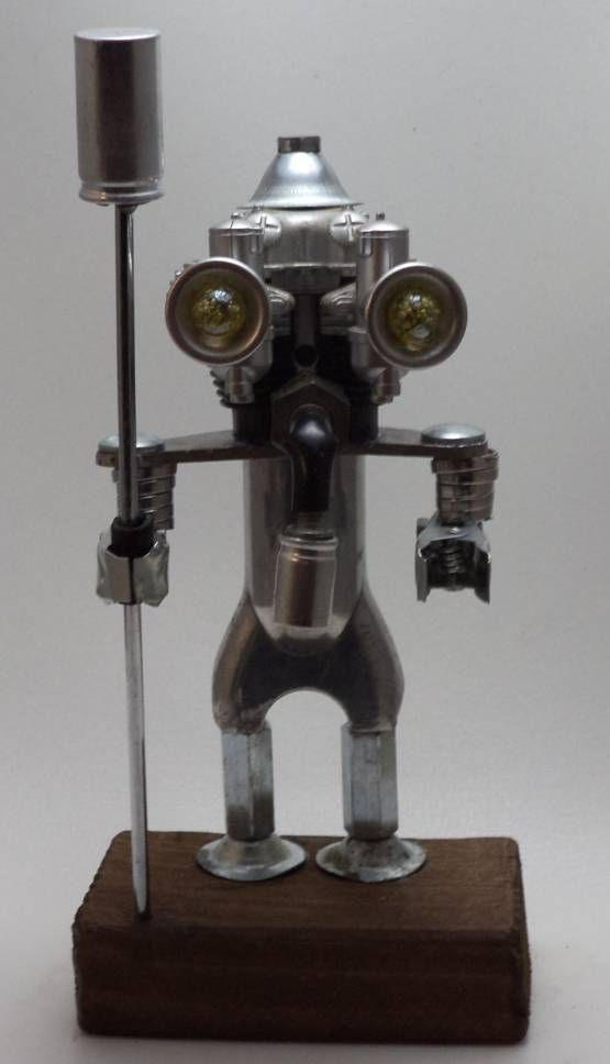 Anti-chemical soldier