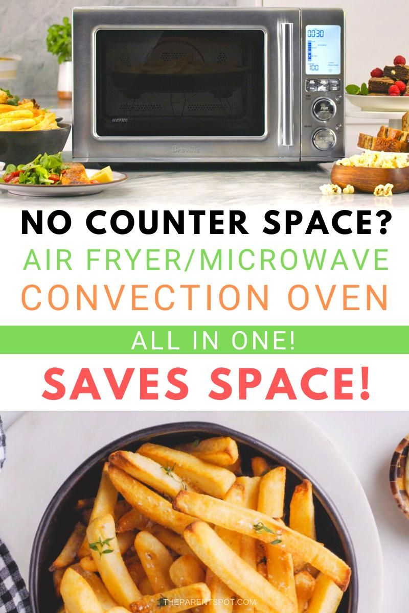 air fryer microwave oven combo