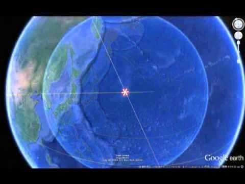 801E The Center of the World, Tamu Massif(世界の中心はタム山塊だった)byはやし浩司