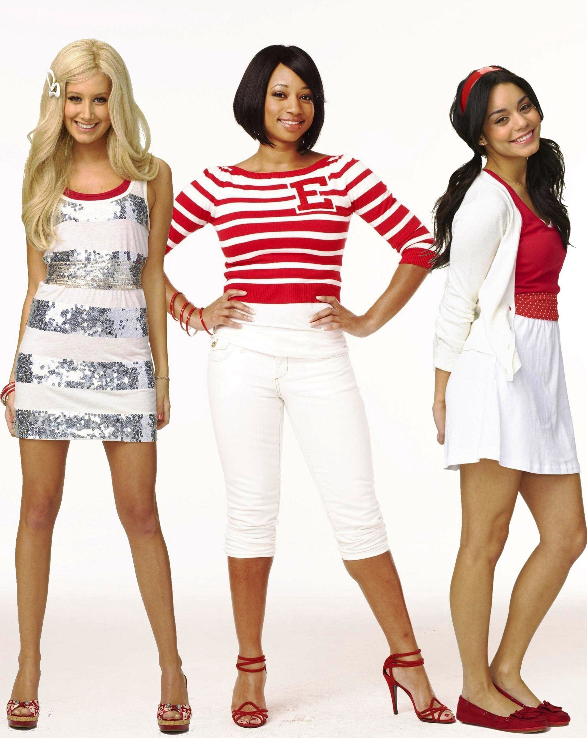 High school musical girls. Who could forget the different cliques?!!  sc 1 st  Pinterest & High school musical girls. Who could forget the different cliques ...