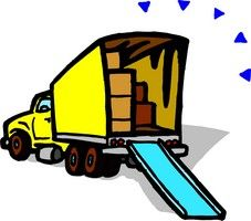 Moving Truck Clip Art Moving Truck Moving Company Survival Blog