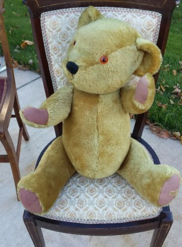 26 Ideas For The Delimitation: Details About Vintage Merrythought Winnie The Pooh