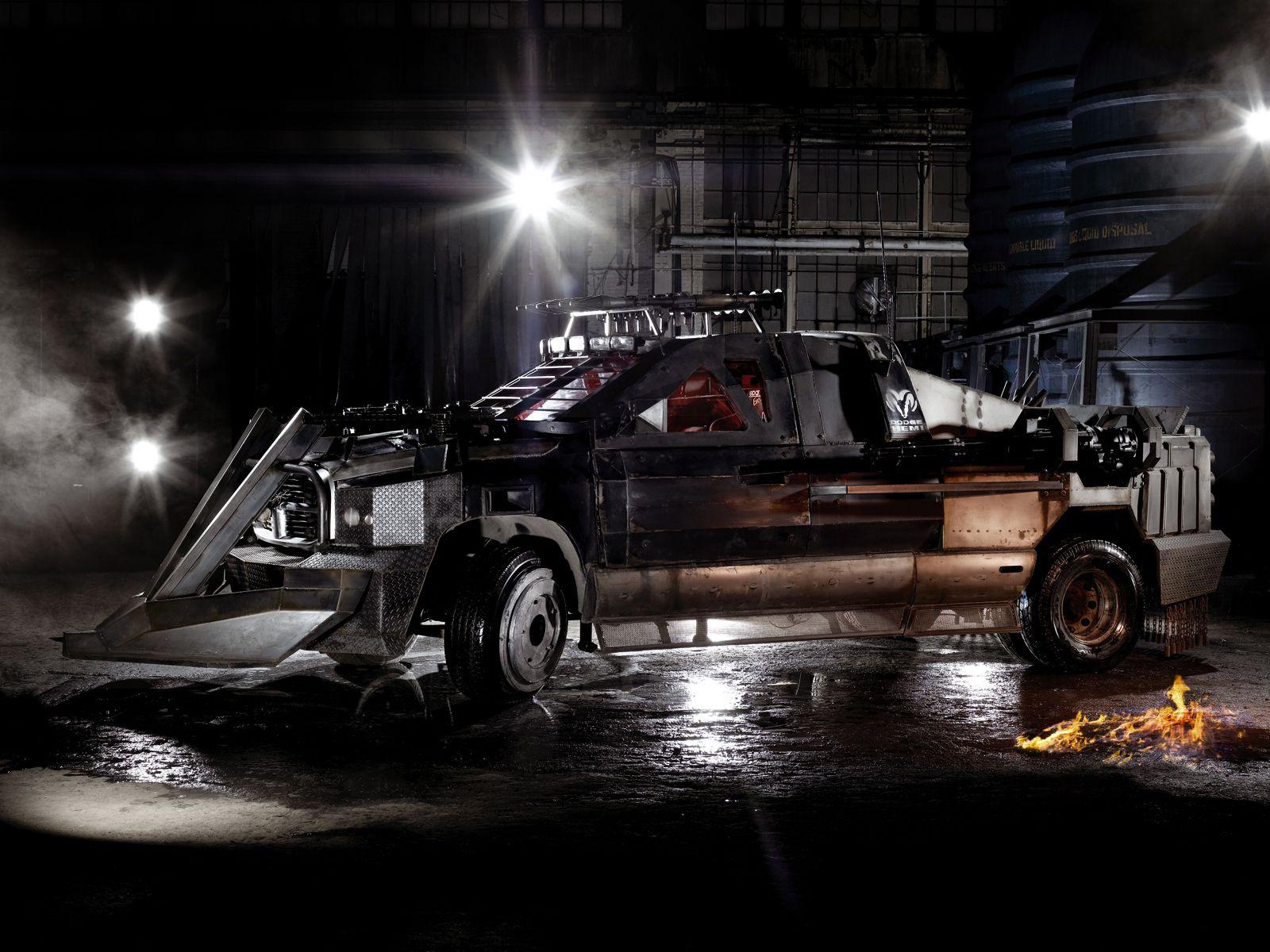 Dodge Modified Death race, Ram 1500 quad cab, Dodge