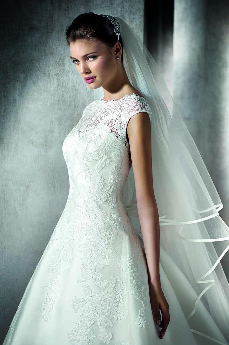 Glamour Noivas | St. Patrick 2016 | Vestido de Noiva | Pinterest ...