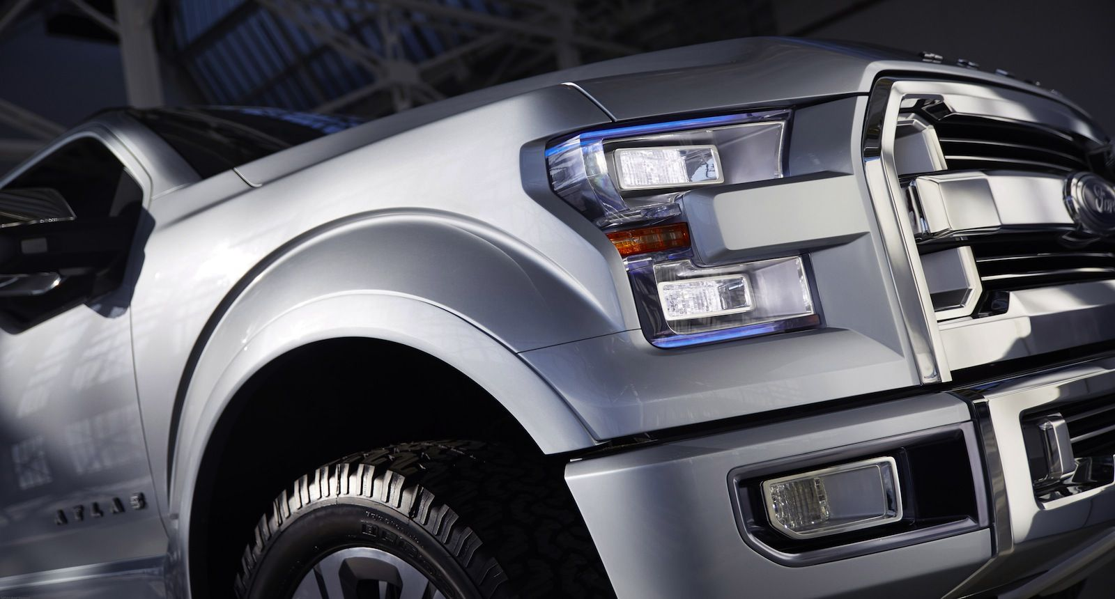 Ford atlas concept teases new f 150