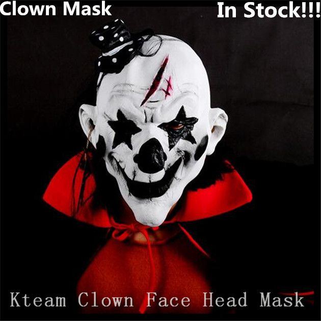 Mask Decorating Ideas Classy Hot Funny Horror Scary Clown Masks High Quality Halloween Mask Decorating Design