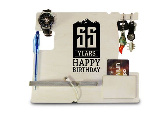 55th Birthday Gift For Him Ideas 55 Year Old Anniversary Gifts Men BDay Gi