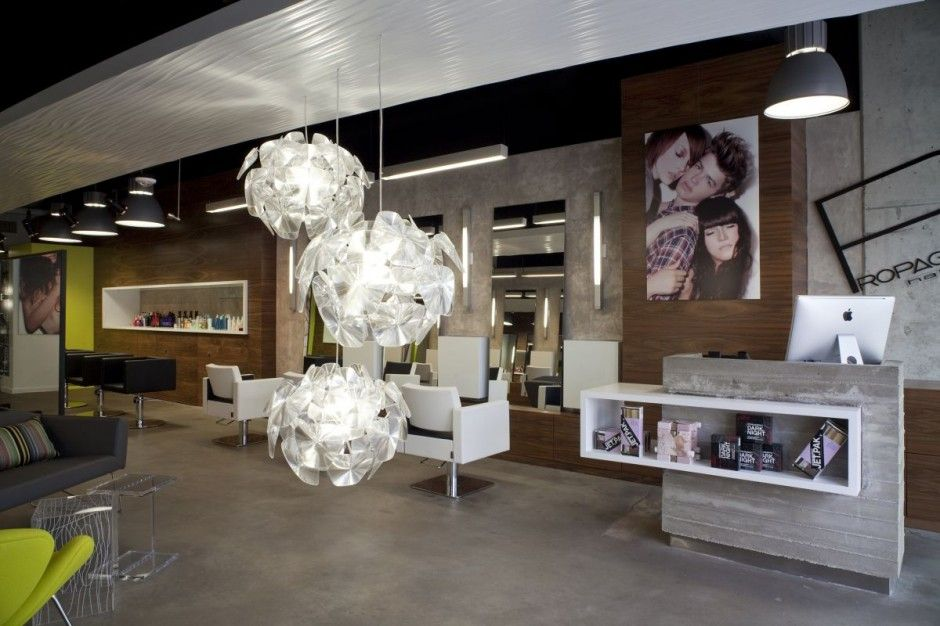 10 Best Images About Hair Salon Interiors, Design, Etc. On