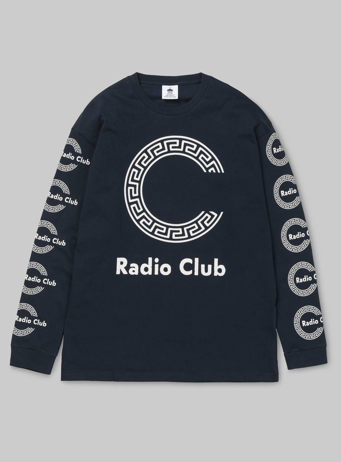 Shop the Carhartt WIP L/S Radio Club Roma T-Shirt from the offical online store. | Largest selection | Shipping the same working day.
