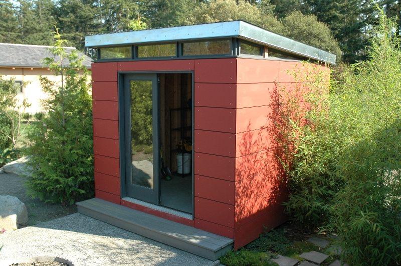 Garden Sheds 10 X 10 10 x 10 garden shed - port townsend | westcoast outbuildings | art